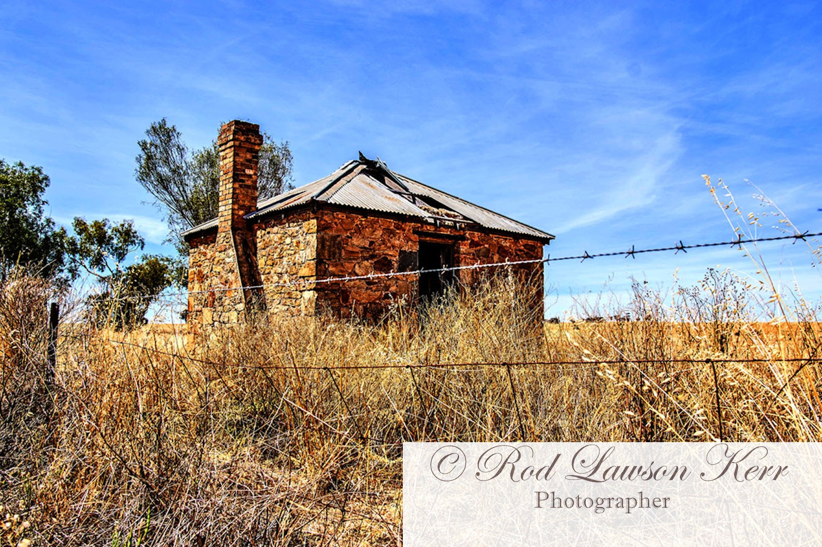Old cottage, out from Goomalling, web