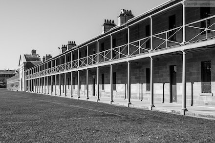 Victoria Barracks, Sydney, NSW - I spent two weeks in Sydney in July 2010 for the RMC Band Duntroon Centenary recordings. When I wasn't recording, I was...