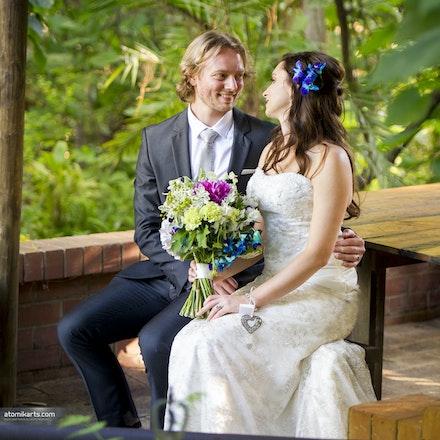 Veronica & Daniel Wedding Ceremony, Wanneroo Botanic Gardens, 17 December 2016 - Veronica & Daniel Wedding Ceremony, Wanneroo Botanic Gardens, 17 December...