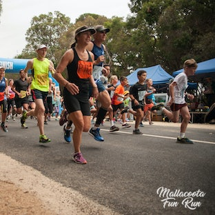 2017 Fun Run - Thank you for being part of the 2017 Mallacoota Fun Run!