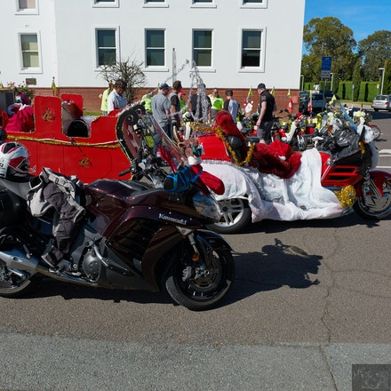 14 - Canberra Toy Run
