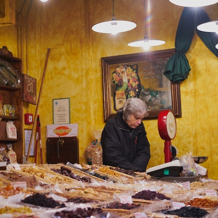 Florence market stall - Florence markets