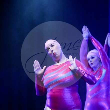 Synchronized Swimming - House Of Dance Disco ... beyond the mirror ball!