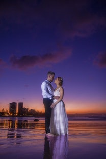 wedding ~ David & Carly - *** assisting for Nicole Gordon Photography *** Coolangatta Wedding ~ February 2016