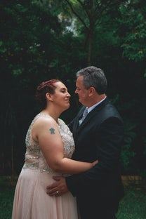 wedding ~ Stephen & Maria - Rochedale Home Wedding ~ March 2018