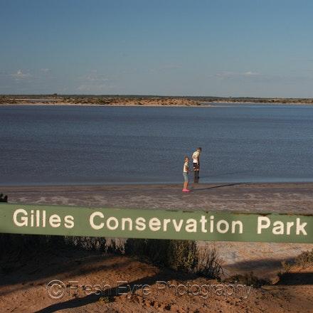 07LG03_024_Kerri Cliff - Lake Gilles