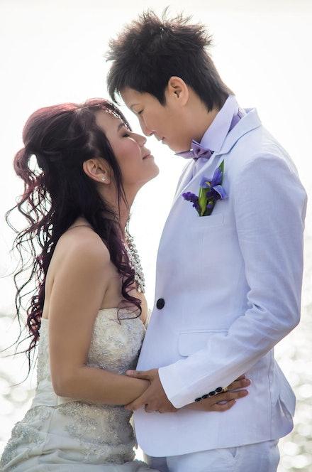 Charlene & Kim