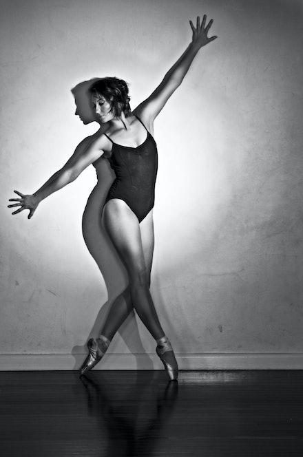 Rosh - Melbourne based dancer Roshin Taylor at the Dancehouse in Carlton