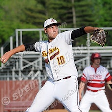 Chesterton vs. Crown Point (IHSAA Sectional) - 5/28/15 - Chesterton scored 11 unanswered runs en route to a 11-7 IHSAA Sectional win over Crown Point on...
