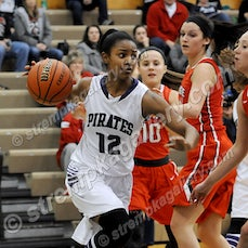Portage vs. Merrillville (IHSAA Sectionals) - 2/5/16 - Merrillville defeated Portage 56-41 on Friday evening (2/5) in the semi-finals of the Valparaiso...