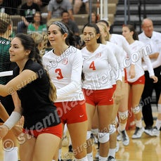 Crown Point vs. Valpo - 9/6/16 - Crown Point was a five set winner over Valparaiso on Tuesday evening (9/6) in Valpo.  The Vikings battled back from a...