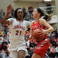 Crown Point vs. E. C. Central (IHSAA Sectional) - 2/2/18 - East Chicago Central defeated Crown Point 45-33 on Friday evening (2/2) in Crown Point.  You...