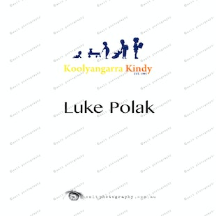 Koolyangarra Kindy -  Luke Polak