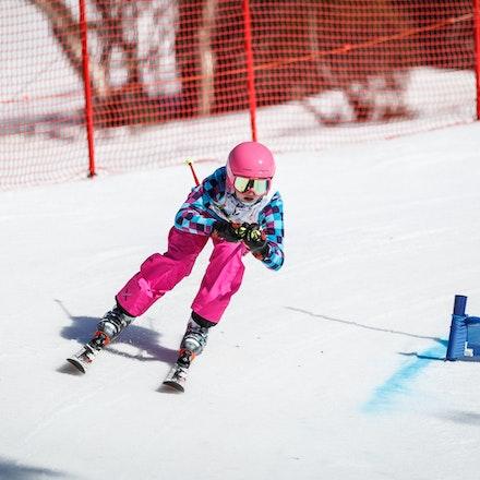 140912_div4_9041 - National Interschools Ski Cross Division 4 at Perisher, NSW (Australia) on September 12 2014. Jan Vokaty