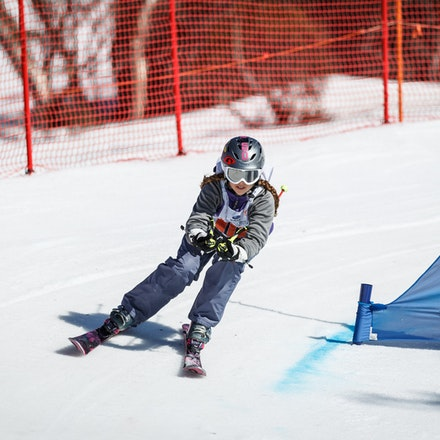 140912_div4_9050 - National Interschools Ski Cross Division 4 at Perisher, NSW (Australia) on September 12 2014. Jan Vokaty