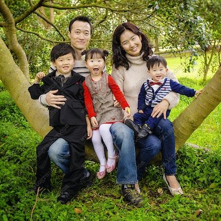 Kho Family - family portraits