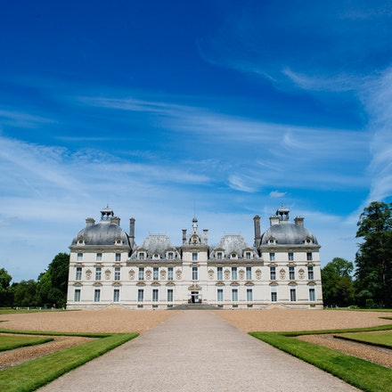 Château de Cheverny. Loire Valley, France - Copyright © 2015 Melissa Fiene Photography. All rights reserved. All images created by Melissa Fiene are ©...