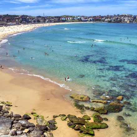 Bondi Beach - Copyright © 2015 Melissa Fiene Photography. All rights reserved. All images created by Melissa Fiene are © Melissa Fiene Photography.