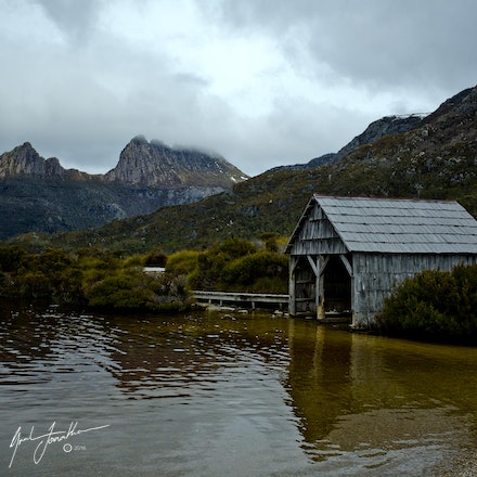 The Boathouse Cradle Mountain