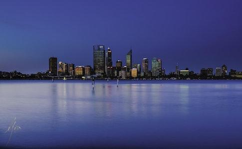 Perth City Evening