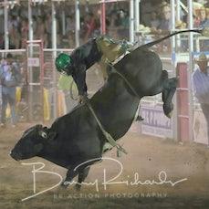Open Bull Ride - Reride - Sam Woodall