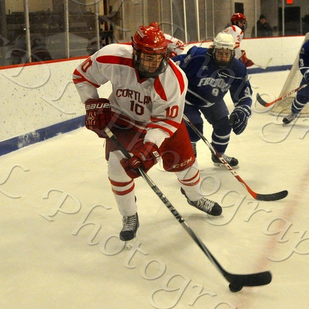 Mens Ice Hockey vs Fredonia (2015)