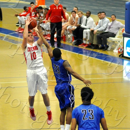 Mens Basketball @ Fredonia (2/7/15)