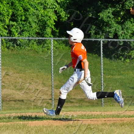12U Baseball vs Ardsley