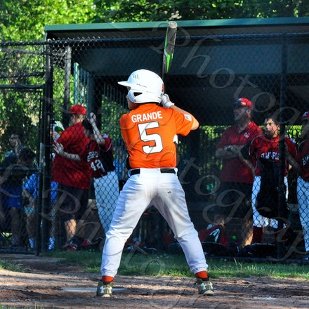 12U Baseball vs Elmsford