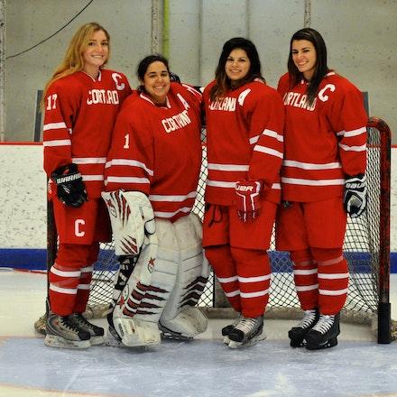 Cortland Womens Club Ice Hockey