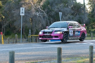 2015 Targa Rally Whiteman Park 2