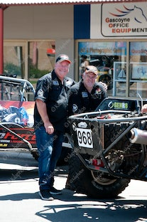 2015 (22-10-2015) Gascoyne Dash Registration, Scrutineering and Carnarvon - Registration and scrutiny is held at a central location; Carnarvon Civic Centre...