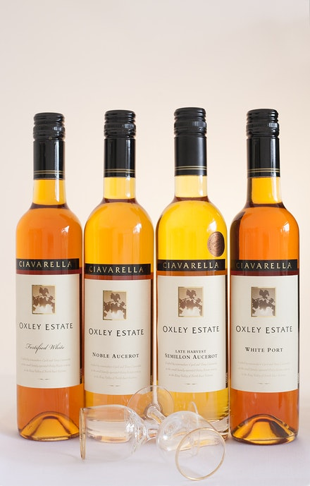 Ciavarella Oxley Estate Wines_Fortifieds