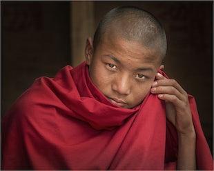 Face of Bhutan