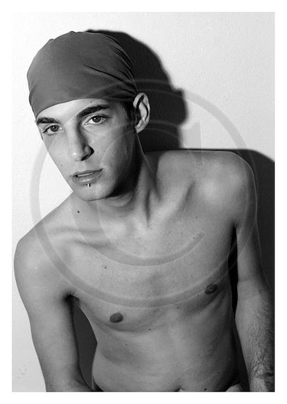 TA13001 - Signed Male Fashion Photo Art by Jayce Mirada