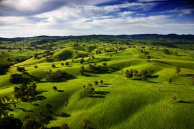 Undulating Hills_47891 - New South Wales, Australia