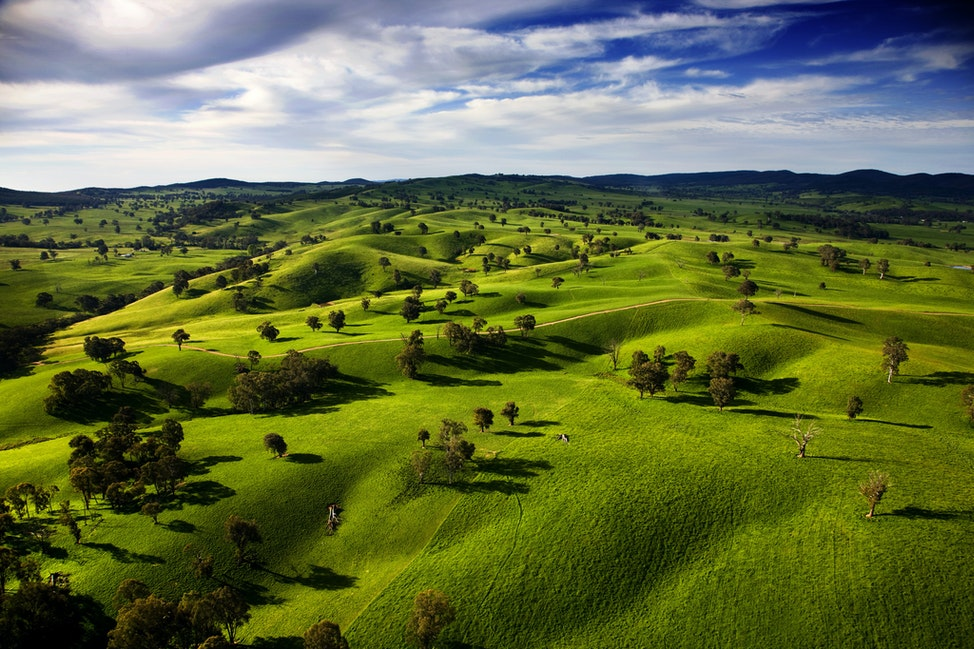 Undulating Hills_47891 - New South Wales, Australia