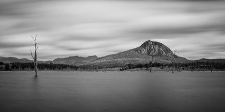 Mount Greville - Lake Moogerah, QLD. 2012.