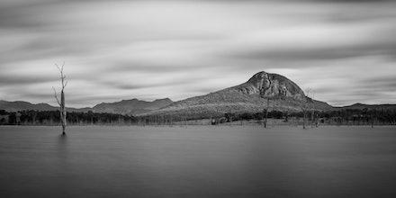 Mount Greville - Lake Moogerah, QLD. 2012.