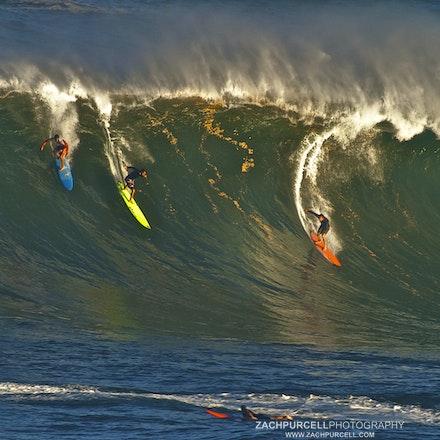 Waimea Bay Wave 2 - Waimea Bay 1/20/11