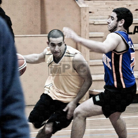 Coptic Diocese Basketball Competition