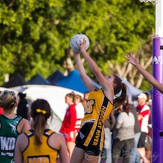 Herbert River State Age Days 1, 2 & 3 - Netball Queensland State Age Championships 2015