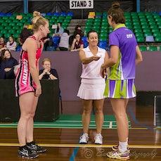 City vs Country 5/6/2016 - Netball Queensland City vs Country Carrara Indoor Stadium 5/6/2016
