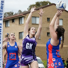 Dalby Country Carnival 2016 - Netball Queensland Country Carnival 2016