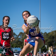 2017 Warwick State Age Teams - Images from the 2017 Nissan Qld State Age Netball Championships hosted by Pine Rivers Netball Association