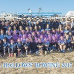 All Hallows Rowing Group 2017