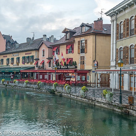 Old Annecy - 1558-Edit