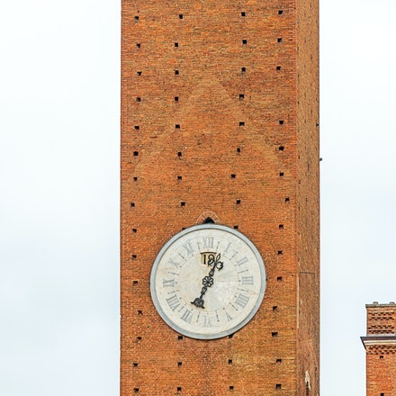 105 Siena 191115-4050-Edit - Overlooks the famous Piazza del Campo, Siena, Italy.