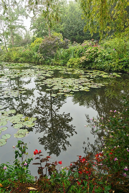 126 - Giverny - 21-09-16-0597-Edit - Lily pond