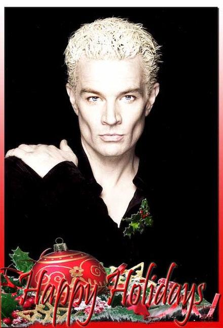 Spike the Vampire - Buffy the Vampire charachter Spike fan art. I love Spike!